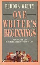 One Writer's Beginnings book